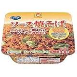たんぱく質・塩分調整 レナケアーソース焼そば 107.8g×12食  (1ケース)