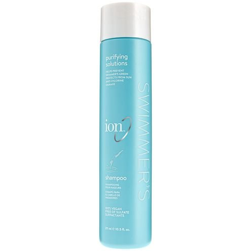 Ion Swimmer's Shampoo 12 oz. & Ion Swimmer's Leave-in Conditioner 8 - oz Set with''FREE GIFT'': by Ion
