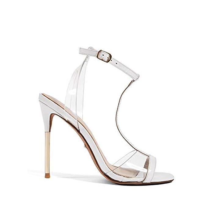 Scarpe E Borse Da Donna Sandali Guess Marciano 92g9d29096z Calzatura Sandalo