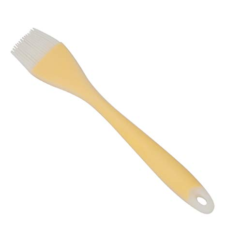 Garden Supplies Portable Silicone Baking Bakeware Bread Cook Brushes Pastry Honey Oil Bottle Bbq Basting Brush Kitchen Tool Color Random To Make One Feel At Ease And Energetic