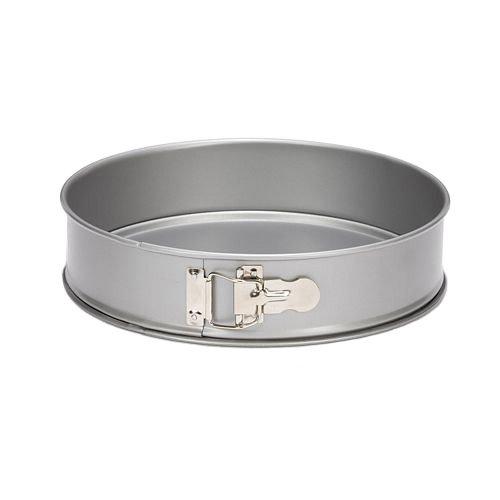Patisse Nonstick Silver Top Spring Form, 8-5/8-Inch, Silver Grey