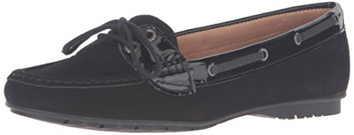 Women Eye Sebago Nero Meriden Two aqORAg