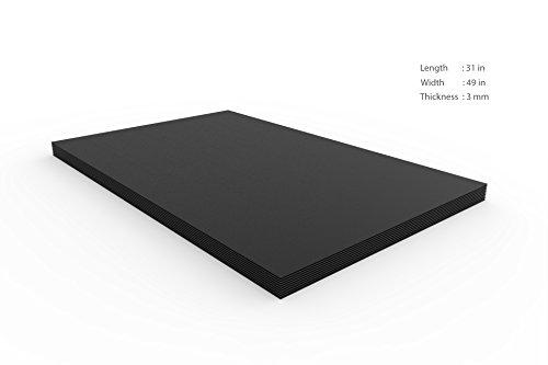 3mm Depron Foam Factory Case - 40 Sheet - FLAT - Orginal - Buy