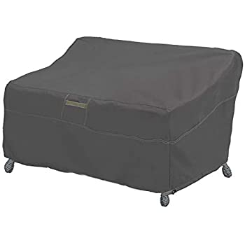 Amazon Com Patio Armor Love Seat Bench Cover 71 Quot L X 36