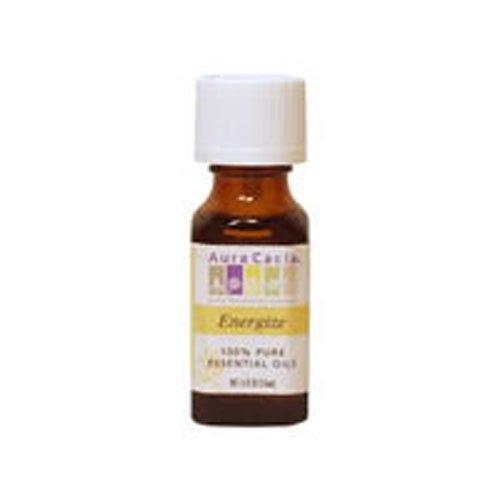 Energize Blend Aura Cacia 0.5 oz EssOil