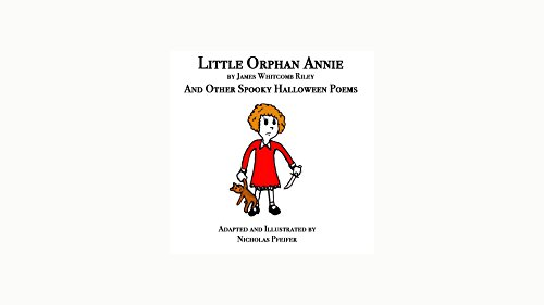 Little Orphan Annie and Other Spooky Halloween Poems ()