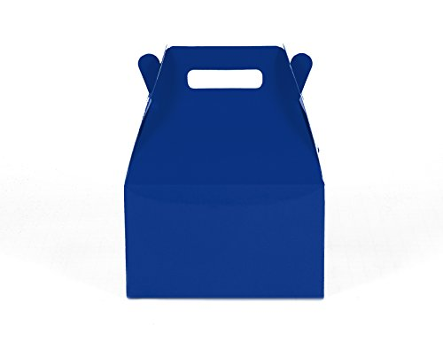 12ct-1-dozen-medium-biodegradable-kraft-craft-favor-treat-gable-boxes-medium-royal-blue