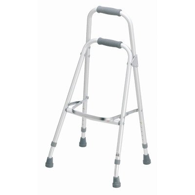 Carex Health Brands Folding Hemi Walker