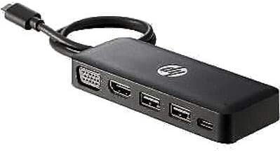 Genuine Port for HP USB-C Travel HUB 919418-001