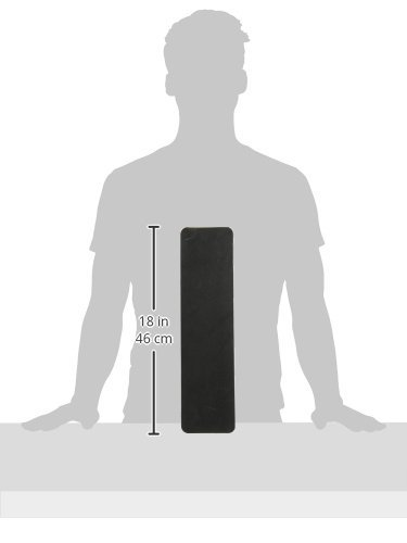 blupalu I 2 x T/ürkantenschoner I T/ürkantenschutz 44 x 11,5 cm selbstklebend I sch/ützt die Autot/ür I Kantenschutz vor Lacksch/äden an der Garagenwand