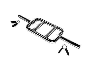 Regular 34 Tricep Solid Bar W 1 Spring Collars