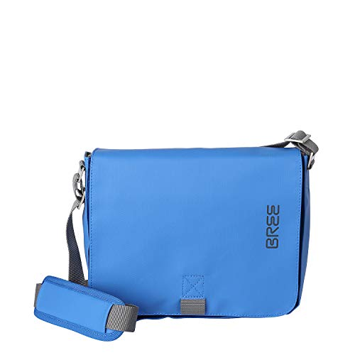 Chrome Bree victoria Bag Unisex Tracolla A Blu Borsa Shoulder 61 Punch Collection Blue 4rxPqrt