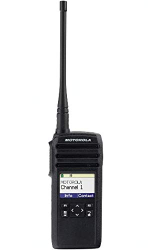 9e152a522 Image Unavailable. Image not available for. Color  DTR700 DTR-700  DTS150NBDLAA Original Motorola Two-Way Portable Digital Radio ...