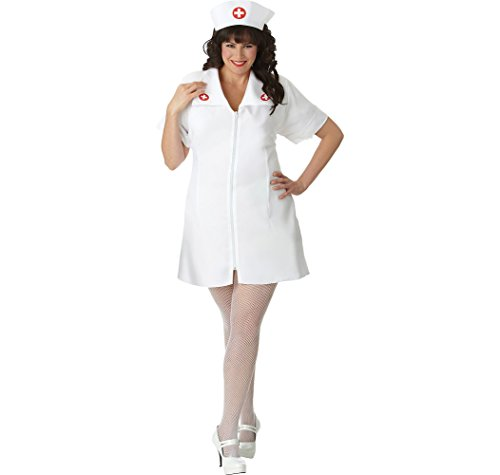 Amscan Adult Hospital Honey Nurse Costume - Plus XXL (18-20)