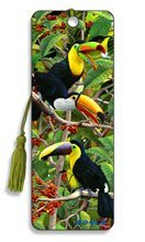 3d Bookmark - Toucans - Cheatwell Games Photo #2