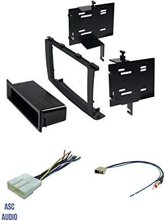 ASC - Kit de instalación de radio estéreo para coche, arnés ...