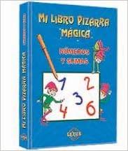 MI LIBRO PIZARRA MAGICA LETRAS Y PALABRAS ...