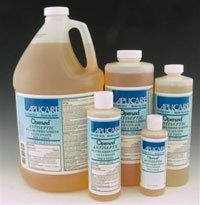 82-286 PT# 82-286- scrub Surgical 4oz Antimicrobial 4% CHG Bottle 48/Ca by, Aplicare, Inc by DIRECT