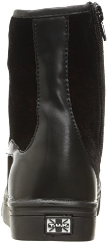 T Bootie Women's K Kitty Ankle Velvet Burgundy Top High U A9101l AqTw6aA