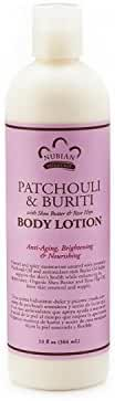 Patchouli and Buriti Body Lotion 13 Ounces by Nubian Heritage