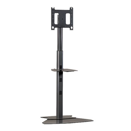 Chief PF1UB 4' - 7' Large Flat Panel Floor AV Stand Black by Chief