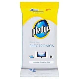 Pledge Electronics toallitas limpiadoras 25 unidades