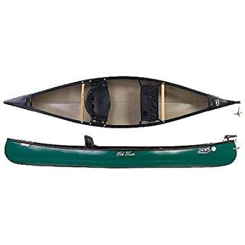 Old town royalex pack canoe