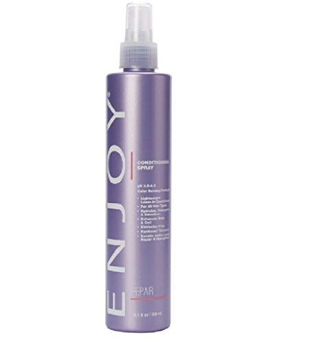 ENJOY Conditioning Spray (10.1 OZ) Moisture-Rich, Smoothing, Shine-Enhancing Conditioning Spray ()