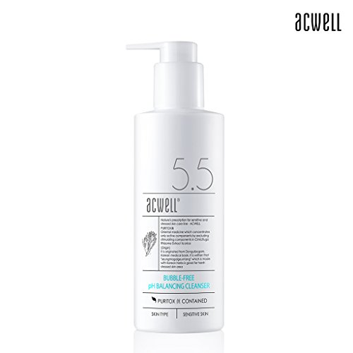 ACWELL Bubble Free pH Balancing Cleanser 150ml