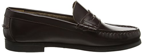 Sebago Plaza Ii, Mocasines para Mujer Marrón (Cordo Leather)