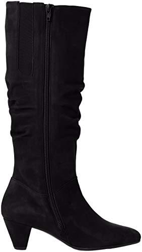Noir 17 Hautes Shoes Bottes Gabor Schwarz Fashion Femme w8xOnRHq