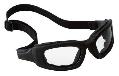 3M (40698-00000) Air Flow Goggle 2x2, 40698-00000 Clear Anti-Fog Lens by Maxim
