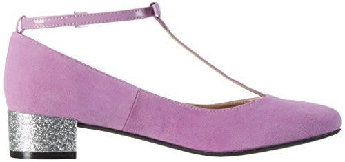 Falsa Línea Barata GARDENIA COPENHAGEN Mary Jane Donna Viola (Suede Patent Lilac) Salida Conseguir Auténtico El Más Barato Para La Venta uY7HcIPeQ
