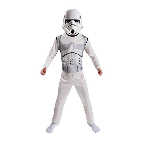 (Star Wars Stormtrooper Action Costume Set)
