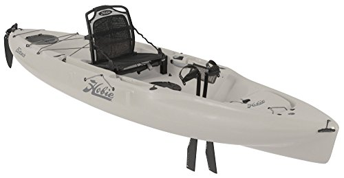 Hobie Mirage Outback Kayak 2018-12ft1/Ivory - Hobie Outback Mirage
