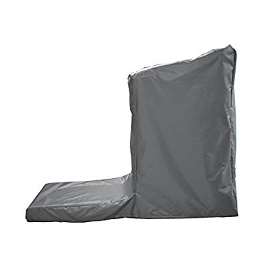 Mini Lustrous Treadmill Cover,Non-Folding Running Machine Protective Cover Dustproof Waterproof Cover Heavy Duty and Water-Resistant Fitness Equipment Fabric Ideal For Indoor Or Outdoor use?gray?