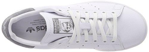 De F17 White Smith grey Tennis Stan Chaussures ftwr Adidas Homme Blanc ftwr Three White B41470 qtwTO8Bx