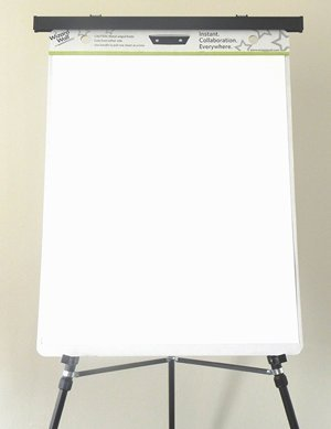 """Wizard Wall  Easel Pads, 29""""x24"""", 15 Sheets/PD, 6PD/Pack, White (WZWEP156PK) -  Wizard Wall, Inc."""