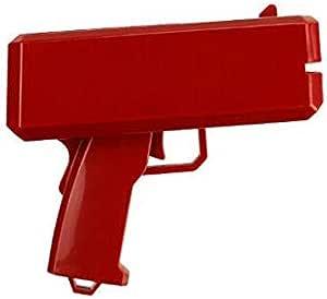 ألعاب Party Fun Gun Cash Cannon Shoot Gun Gun Gun Gun Gut Gun Gut Gut, Bill gun $$Bill
