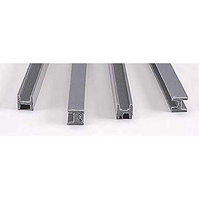 "Plastruct H-12 H Column,3/8"" (4)"