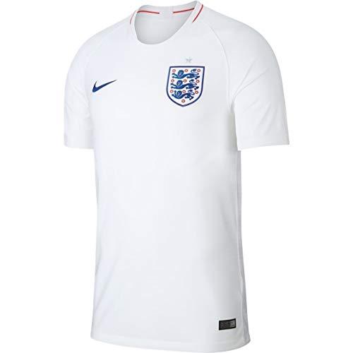Nike 2018-2019 England Home Football Soccer T-Shirt Jersey