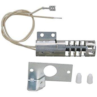 (KS) WB2X9154 WB13K4 WB13K3 WB13K10027 WB13K1 Round Ignitor Ignter Exact Replacement for General Electric Hotpoint Roper Kenmore Gas Range Oven - Wb2x9154 Oven Ignitors