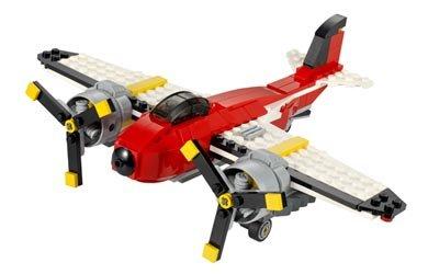 Lego Creator Propeller Adventures Set Review