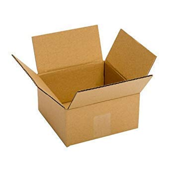 Botad 3 Ply Corrugated Brown Box/Gift Packaging Boxes 4.5 inch x 4.5 inch x 2 inch (50) Price & Reviews