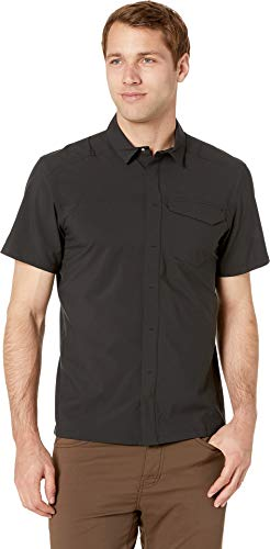 ARC'TERYX Skyline SS Shirt Men's (Black, Large) from Arc'teryx