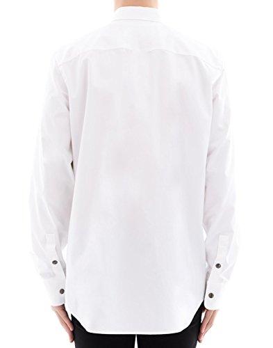 Camicia Di Cotone Multicolore Diesel Uomo In Oro Nero 00s72qbgcpl100
