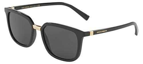 (Sunglasses Dolce & Gabbana DG 6114 501/87 BLACK)