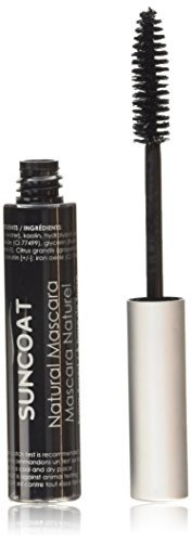 (Natural Sugar-based Mascara Black 10 Milliliters by Suncoat Products by Suncoat Products)