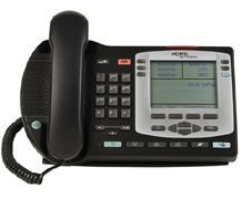 nortel-i2004-telephone-charcoal-text-w-silver-bezel