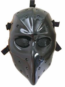 heat hockey mask - 6